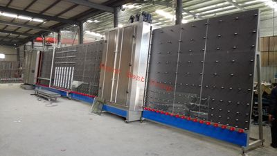 2500 Automatic Double Glazing Production Line