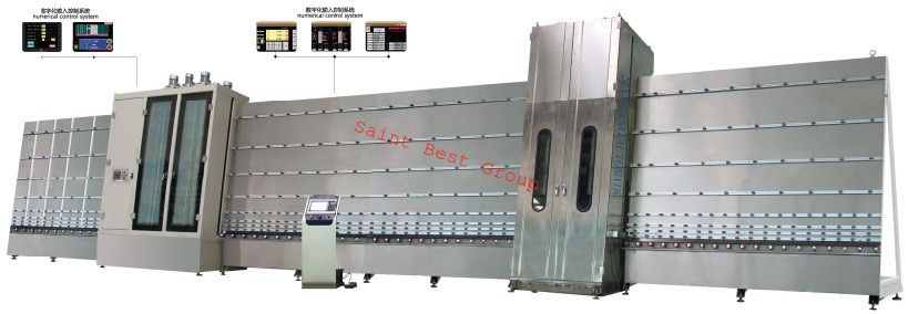 Automatic Glass Seaming Machine