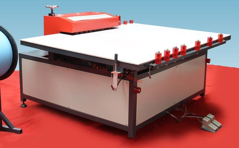 Single Side Heat Roller Press for Warm Edge Spacer