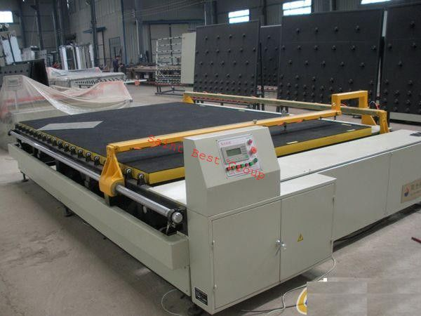 Semi-Auto Glass Cutting Machine