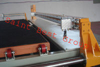 Semi-Automatic Architectural Glass Cutting Machine