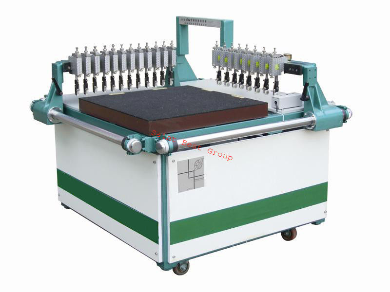 Manual Construction Glass Cutting Machine