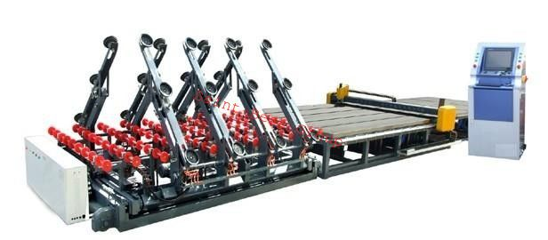 Automatic Structural Glass Cutting Line