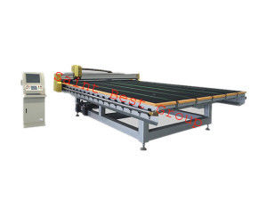 CNC Automatic Structural Glass Cutting Line