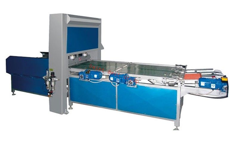 Automatic Ram Mosaic Glass Breaking Machine with automatic Typesetting
