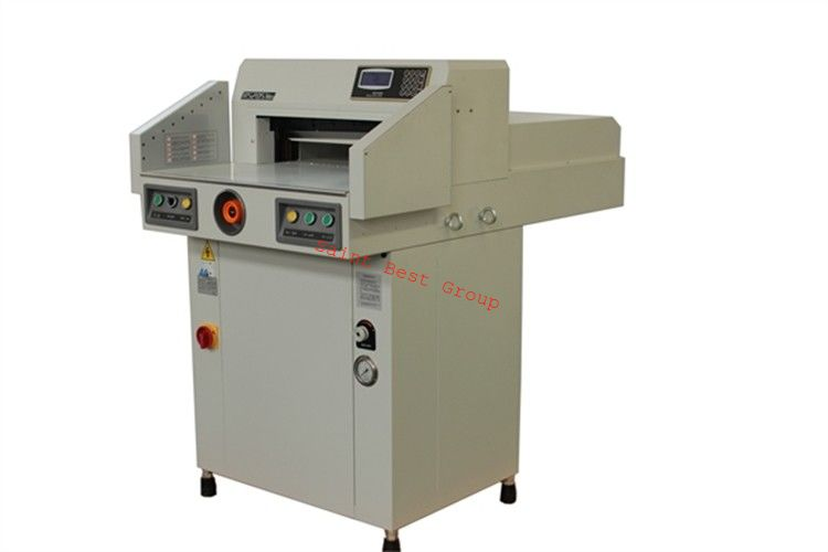 SBT-520 HYDRAULIC CUTTING MACHINE FOR ALBUM