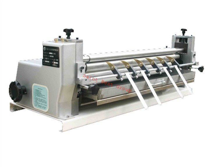 SBT-650 GLUING MACHINE