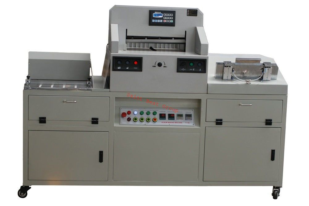 SBT-T-7 ALBUM MAKING MACHINE