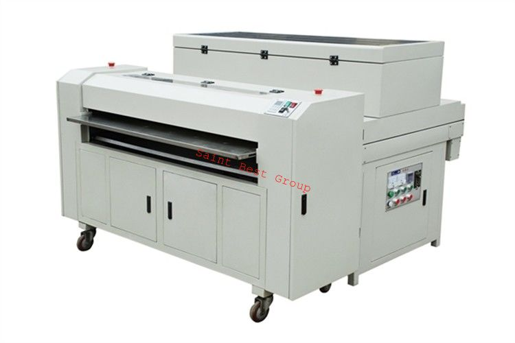 SBT-1600 UV Laminating Machine