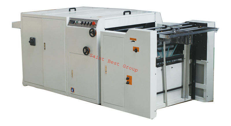 Auto Hot UV Lamination Machine