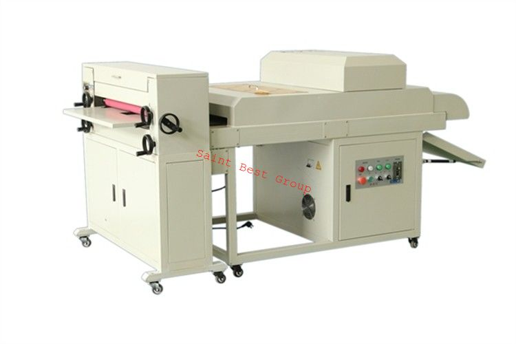 MULTI-TEXTURE UV LAMINATING MACHINE