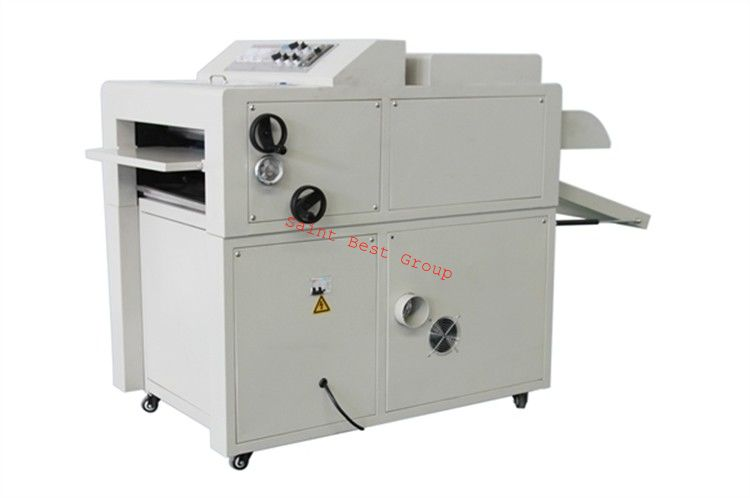 SBT-480 UV LAMINATING MACHINE