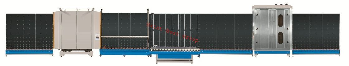 Semi-Automatic Super Spacer Double Glazing Glass Production Line
