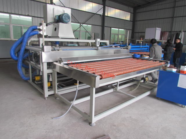 Automatic Horizontal Tempering Glass Washing Machine