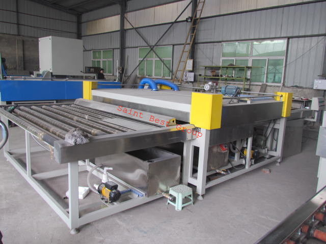 Automatic Tempering Glass Washer&Dryer