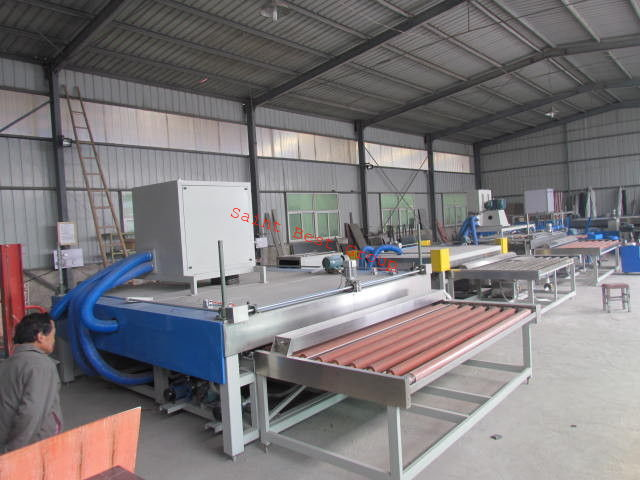 Glass Washer for Insulating Glass