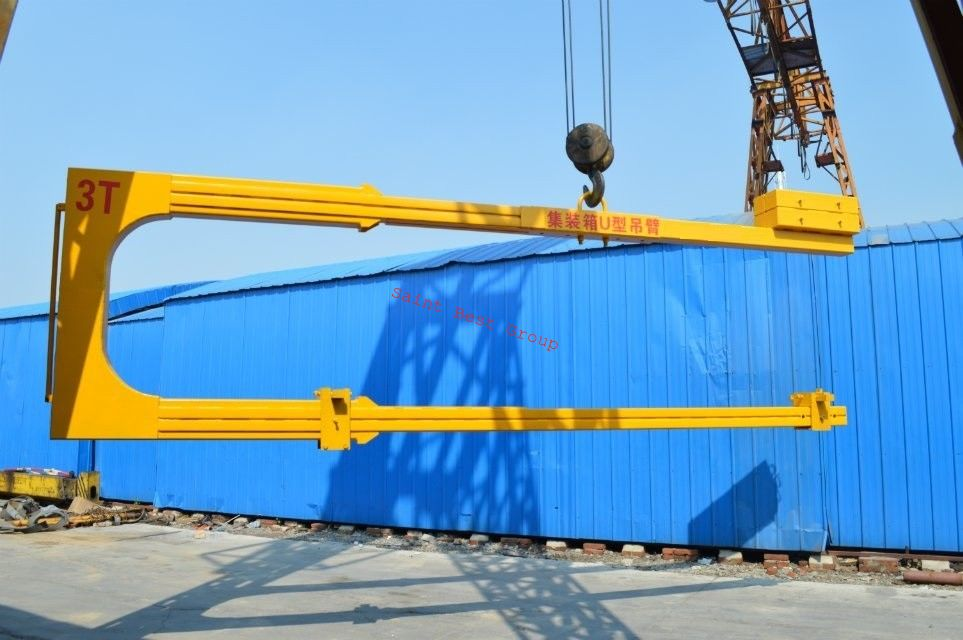 U Shape Container Lifting Machine