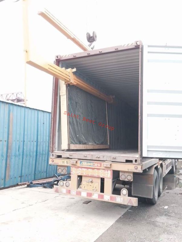 U Shape Container Loading Machine