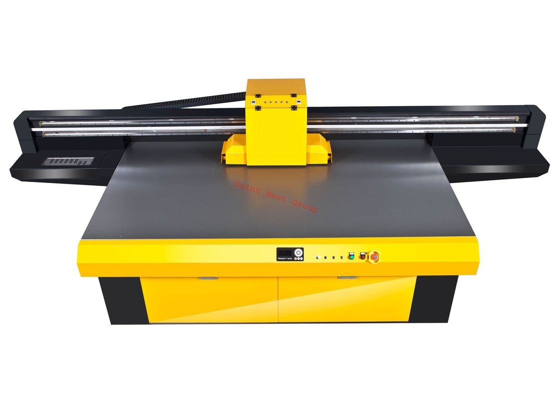 2.5X1.3m Flatbed UV Printing Machine with DX5/DX7 Epson Printing Head