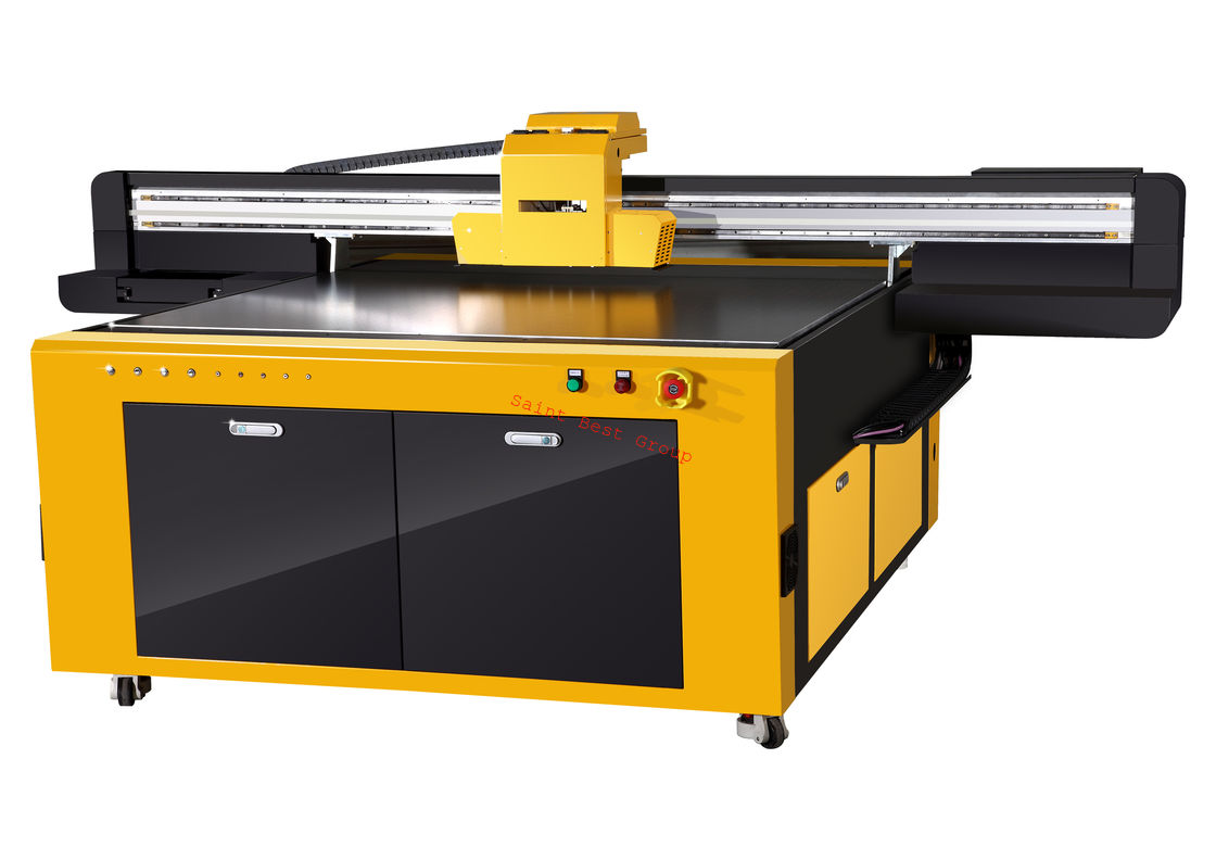 2.5x1.3m Flatbed UV Printer for Metal,Ceramic,Glass,Wood,Plastic,Pvc etc