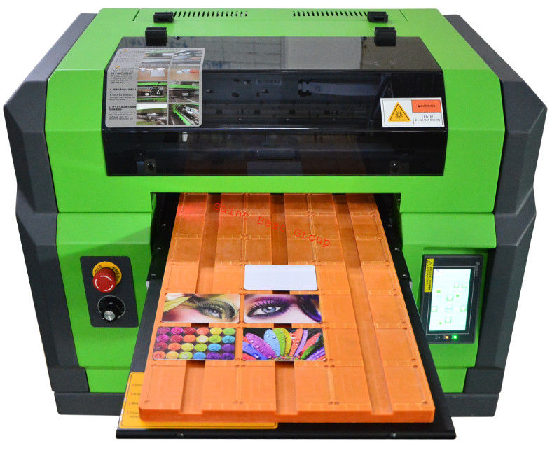 A3 LED Flatbed UV Printer