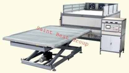 CE Certificate EVA Laminated Glass Manufacturing Machine with Excellent Vacuum Bag Stable
