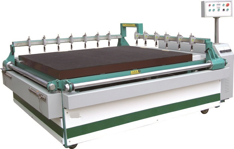 Semi-Automatic Glass Cutter Table
