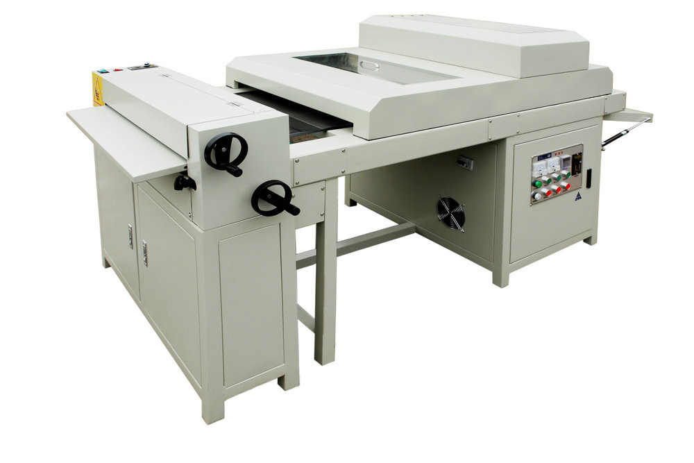 SINGLE TEXTURE ROLLER HOT UV LAMINATING MACHINE