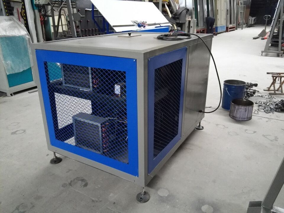 Gun Freezer for Two Component Extruder