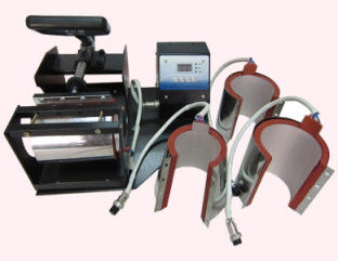 China Mug Thermal Transfer Printing Machine 4 in 1 distributor