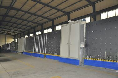 China Automatic Insulating Glass Line with Online Gas Filling,Automatic IGU Line,Insulating Glass Machine distributor