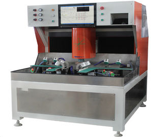 China One Head CNC Glass Safety Corner Grinding Polishing Machine with Two Working Satation,CNC Glass Corner Edging Machine distributor