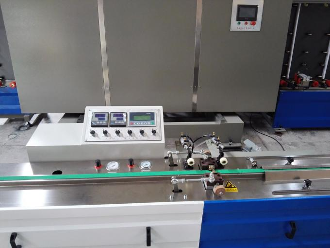 Automatic Butyl  Extruder Machine With Touch Screen , Adjustable Speed